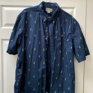 Duluth Short Sleeve Cactus Shirt